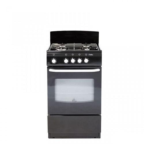 Газовая плита De Luxe 5040.38г(щ)чёрн.