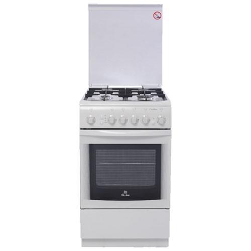 Газовая плита De Luxe 506040.01г(кр)ЧР