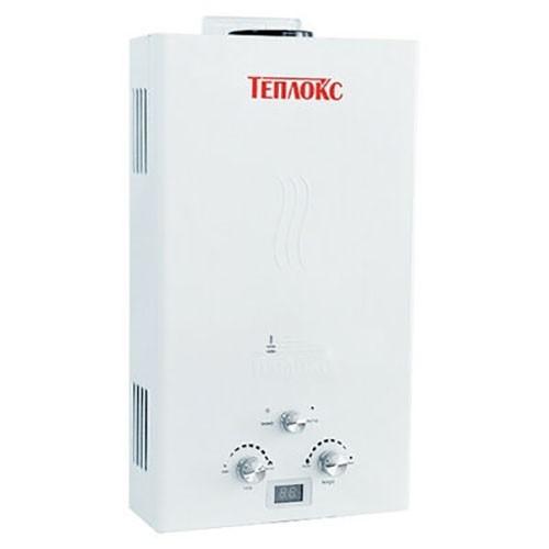 Газовый водонагреватель ТЕПЛОКС ГПВ-12-Б 12л Белый