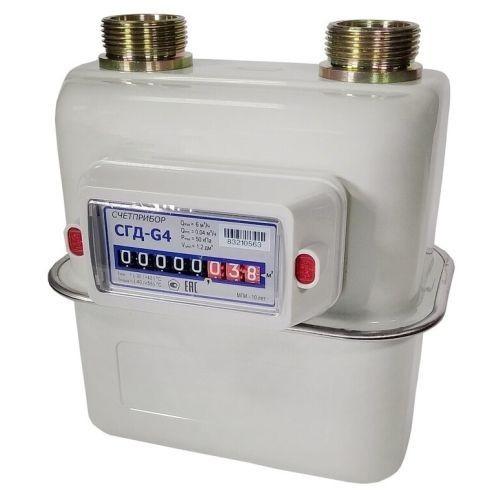 Счетчик газа СГД-G4